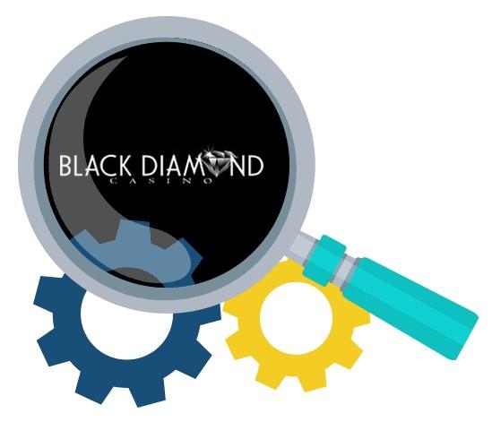 Black Diamond Casino - Software