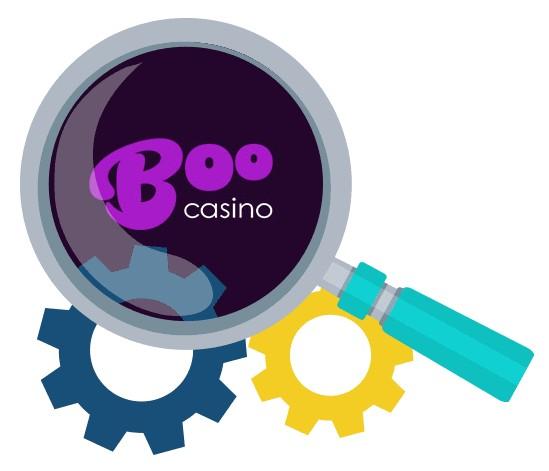 BooCasino - Software