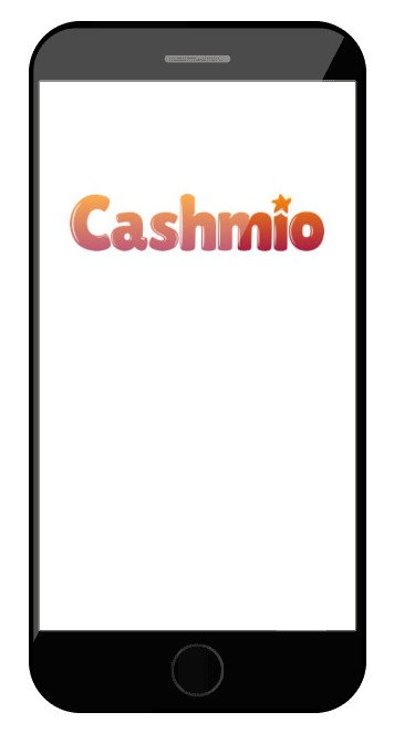 Cashmio Casino - Mobile friendly