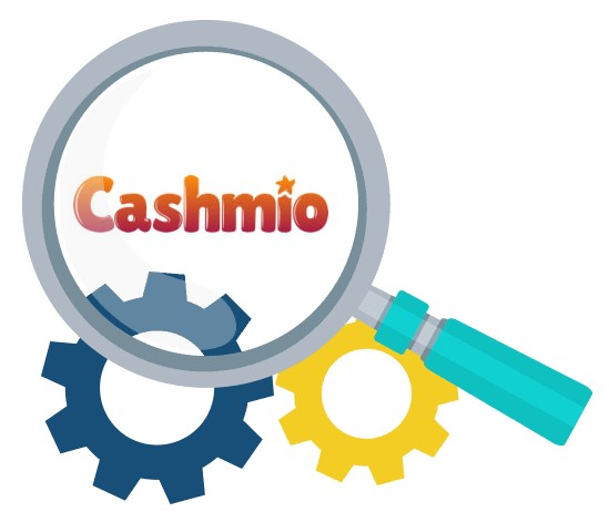 Cashmio Casino - Software