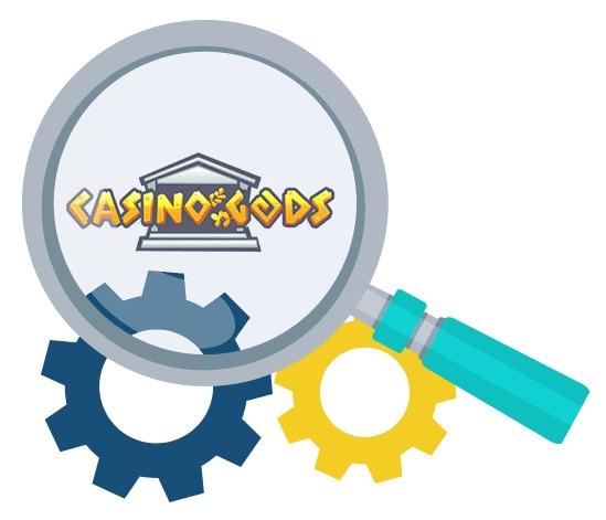 Casino Gods - Software