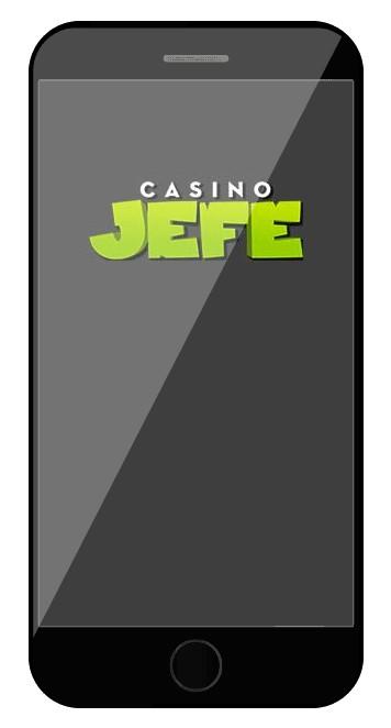 Casino Jefe - Mobile friendly