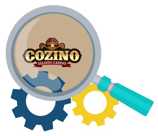 Cozino Casino - Software