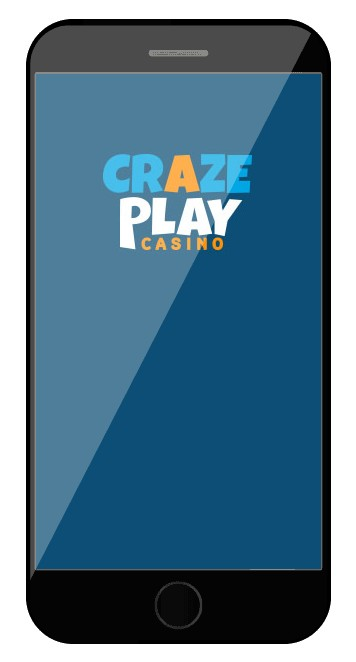 CrazePlay - Mobile friendly
