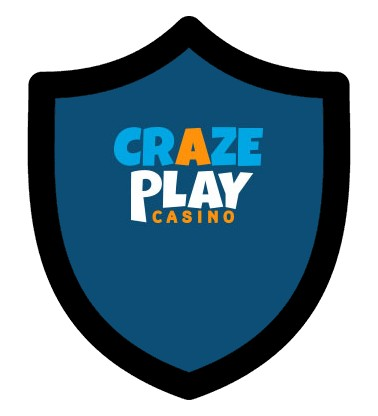 CrazePlay - Secure casino
