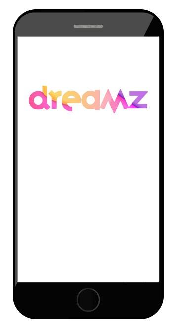 Dreamz Casino - Mobile friendly