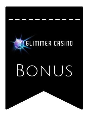 Latest bonus spins from Glimmer Casino