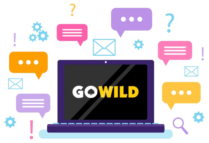 GoWild Casino - Support