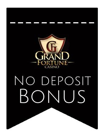 Grand Fortune - no deposit bonus CR