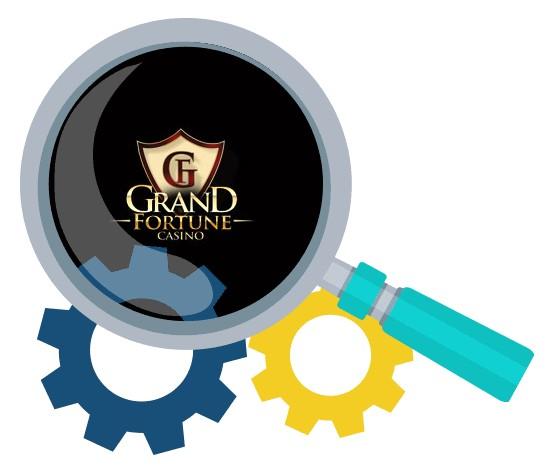 Grand Fortune - Software