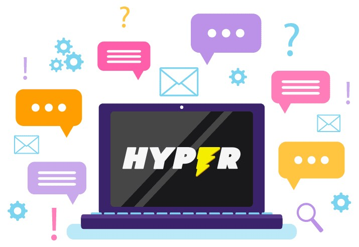 Hyper Casino - Support