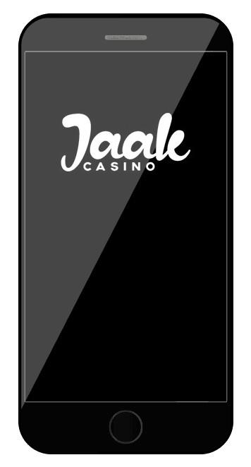 Jaak Casino - Mobile friendly