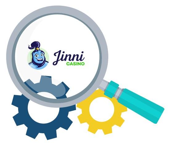 Jinni Casino - Software