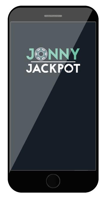 Jonny Jackpot Casino - Mobile friendly