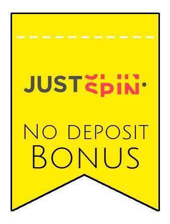 JustSpin - no deposit bonus CR