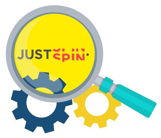 JustSpin - Software