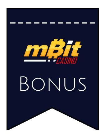 Latest bonus spins from mBit