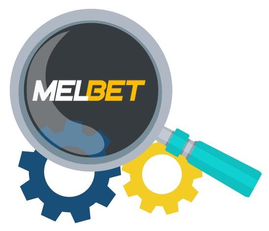 Melbet - Software