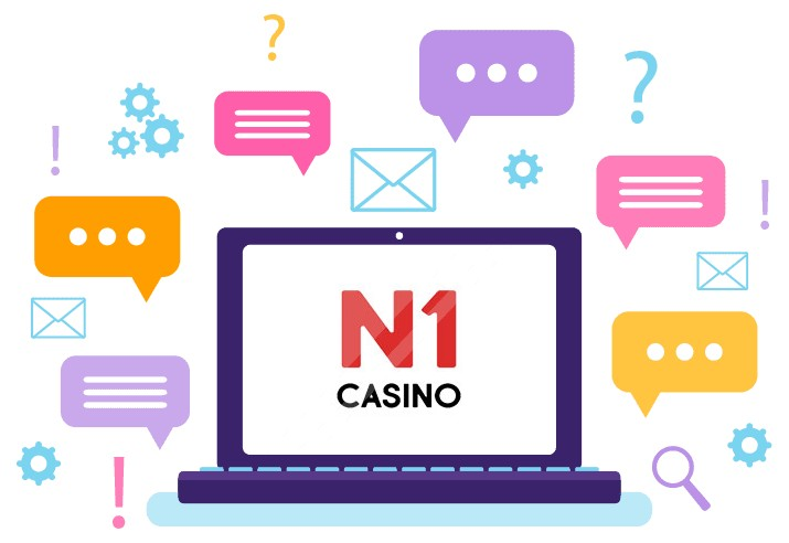 N1 Casino - Support