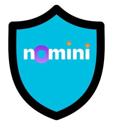 Nomini - Secure casino