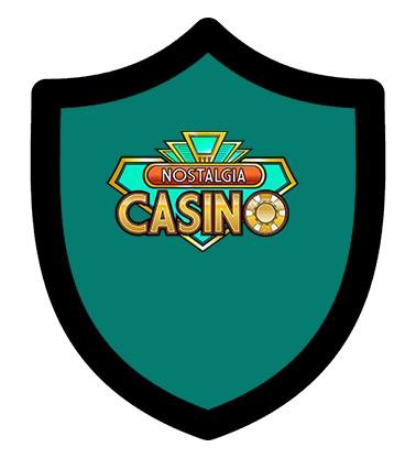 Nostalgia Casino - Secure casino