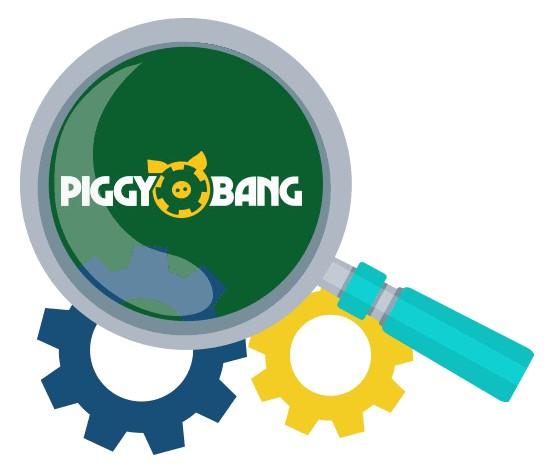 Piggy Bang - Software