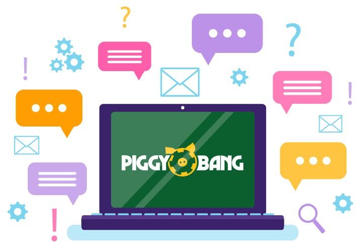 Piggy Bang - Support