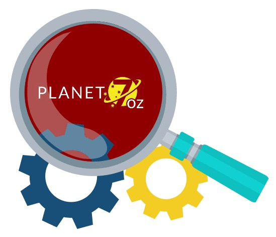 Planet 7 OZ - Software