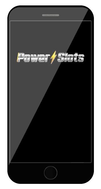 Power Slots Casino - Mobile friendly
