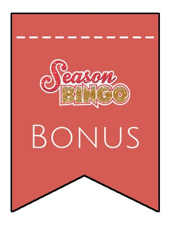 Latest bonus spins from Season Bingo