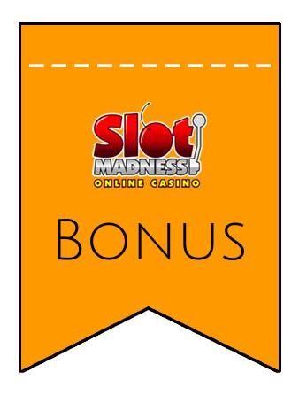 Latest bonus spins from Slot Madness