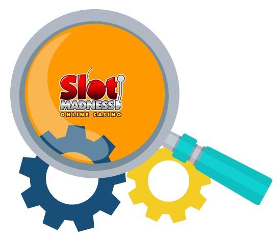 Slot Madness - Software
