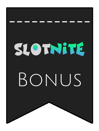 Latest bonus spins from Slotnite