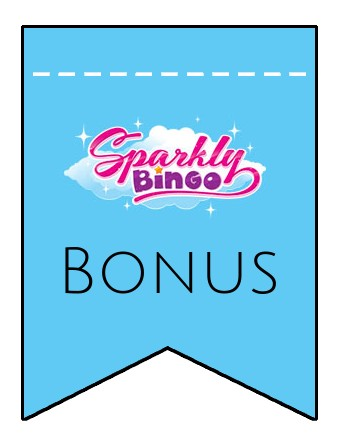 Latest bonus spins from Sparkly Bingo