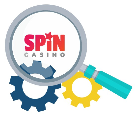 Spin Casino - Software