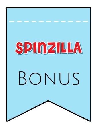 Latest bonus spins from Spinzilla Casino