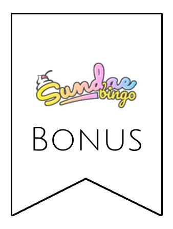 Latest bonus spins from Sundae Bingo Casino