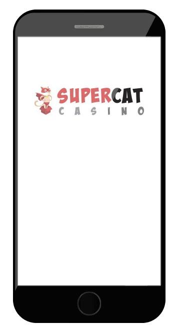 SuperCat - Mobile friendly