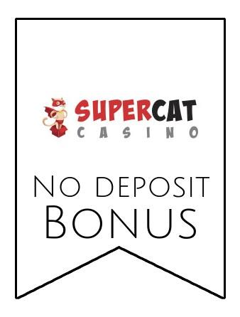 SuperCat - no deposit bonus CR