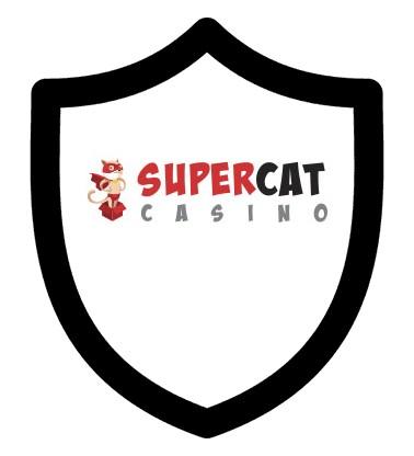 SuperCat - Secure casino