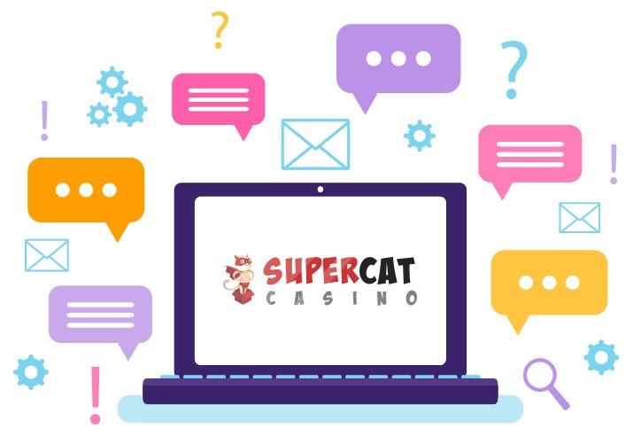 SuperCat - Support