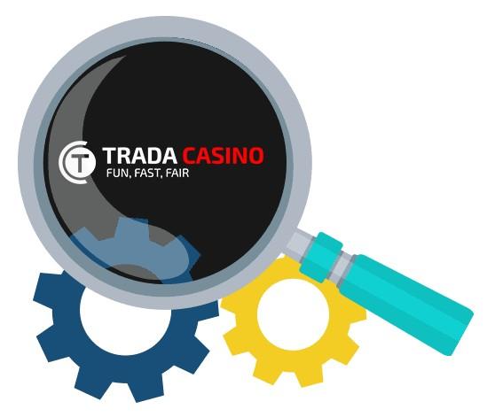 Trada Casino - Software
