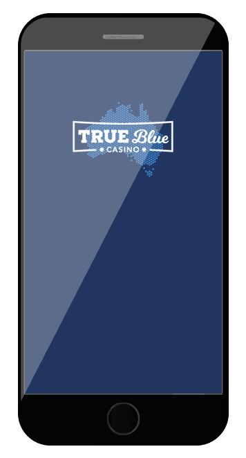 True Blue - Mobile friendly