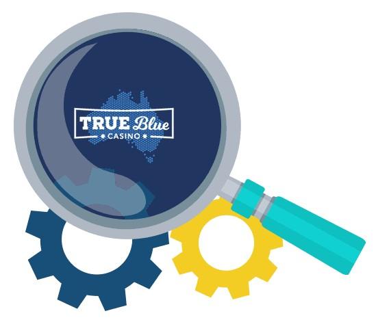 True Blue - Software