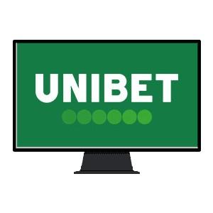Unibet Casino - casino review