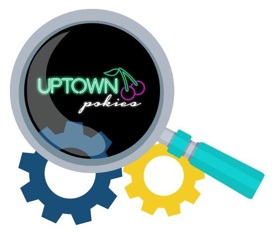 Uptown Pokies Casino - Software