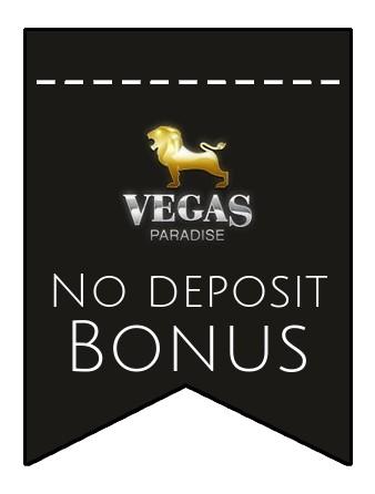 Vegas Paradise Casino - no deposit bonus CR