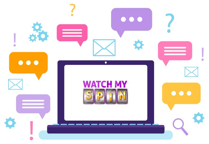 WatchMySpin - Support