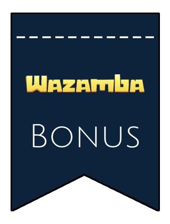 Latest bonus spins from Wazamba Casino