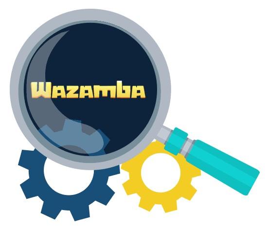 Wazamba Casino - Software